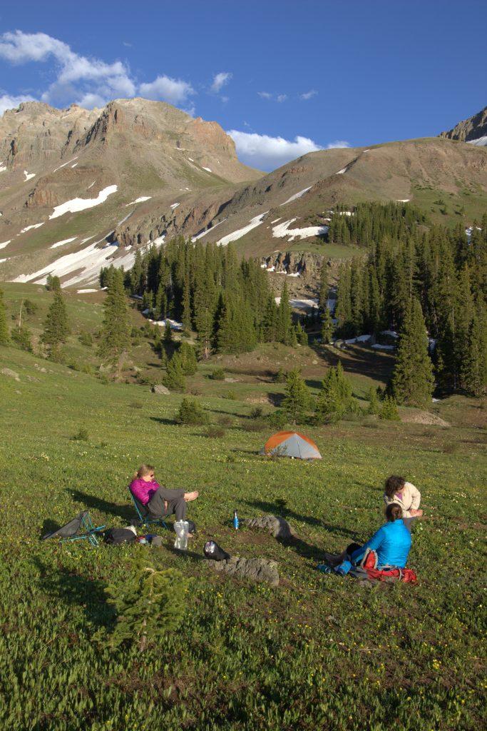 Wetterhorn Basin and Cimarron River Backpack – Bob's World